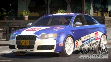 Audi RS4 B7 L7 for GTA 4