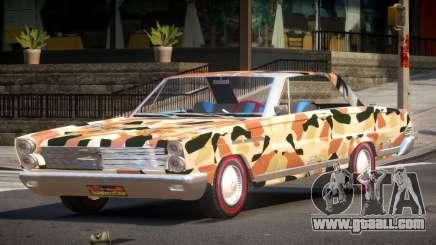 Ford Mercury D-Tuned PJ3 for GTA 4