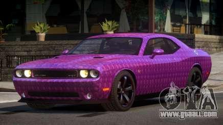 Dodge Challenger Drift L3 for GTA 4