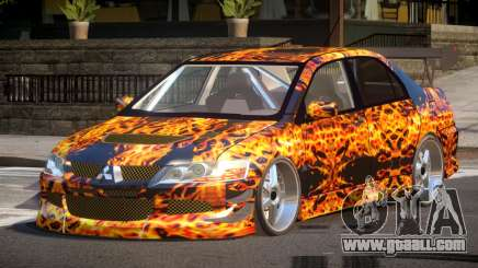 Mitsubishi Lancer Drift PJ1 for GTA 4