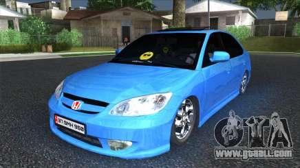 Honda Civic VTEC2 for GTA San Andreas
