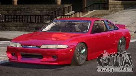 Nissan Silvia S14 Drift for GTA 4