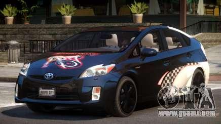 Toyota Prius L8 for GTA 4
