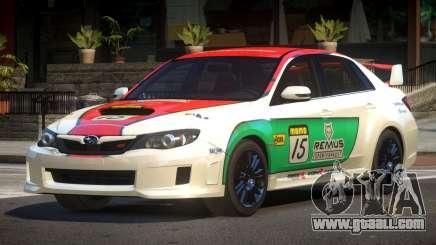 Subaru Impreza D-Tuned L1 for GTA 4