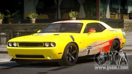 Dodge Challenger Drift L4 for GTA 4