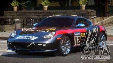 Porsche Cayman R-Tuned L6 for GTA 4