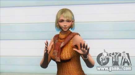 Naotora Ii - R4 Ashley Graham outfit for GTA San Andreas