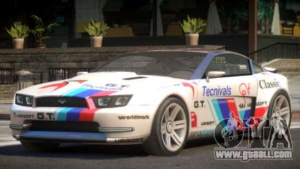 Canyon Car from Trackmania 2 PJ15 for GTA 4