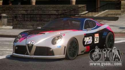 2007 Alfa Romeo 8C L9 for GTA 4