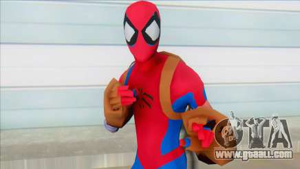 Spider-Man PS4 Spider-Clan Suit for GTA San Andreas