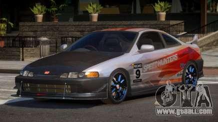 1999 Honda Integra PJ9 for GTA 4