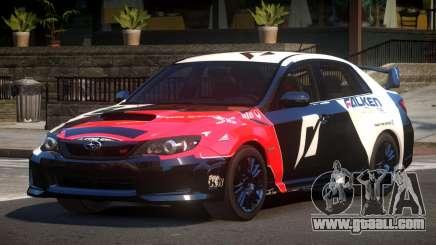 Subaru Impreza D-Tuned L3 for GTA 4