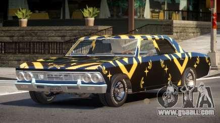 1964 Chevrolet Chevelle L7 for GTA 4