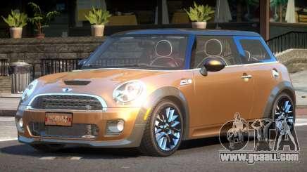 Mini Cooper HK for GTA 4