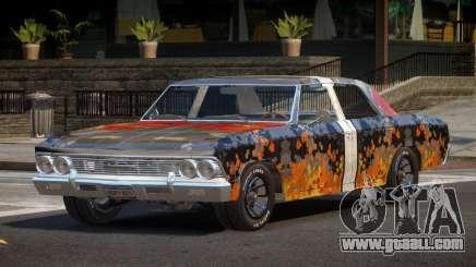 1964 Chevrolet Chevelle L4 for GTA 4