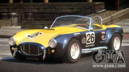 1964 Shelby Cobra 427 PJ5 for GTA 4