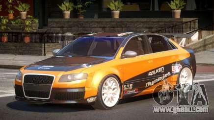 Audi RS4 B7 L10 for GTA 4