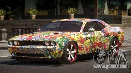 Dodge Challenger Drift L9 for GTA 4