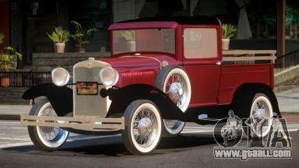 Ford Model A V1.0 for GTA 4