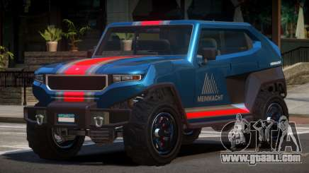 Canis Freecrawler L5 for GTA 4