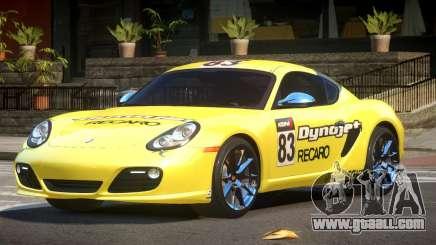 Porsche Cayman R-Tuned L3 for GTA 4