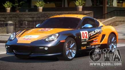 Porsche Cayman R-Tuned L1 for GTA 4