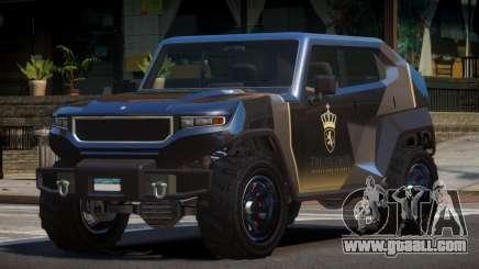 Canis Freecrawler L6 for GTA 4
