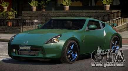 2010 Nissan 370Z for GTA 4