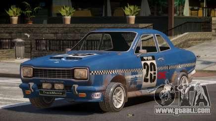 Desert Car from Trackmania PJ4 for GTA 4