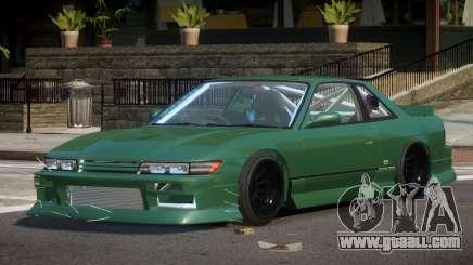 1989 Nissan Silvia S13 for GTA 4