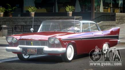 1955 Plymouth Belvedere for GTA 4