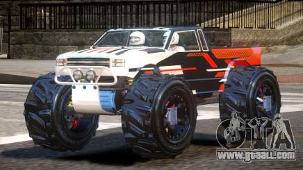 RC Bandito HQI L5 for GTA 4