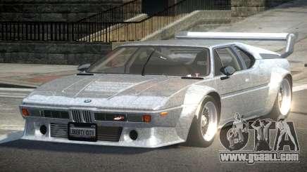 1979 BMW M1 PJ3 for GTA 4