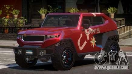 Canis Freecrawler L1 for GTA 4