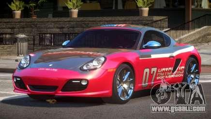 Porsche Cayman R-Tuned L7 for GTA 4