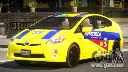Toyota Prius L10 for GTA 4