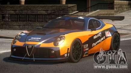2007 Alfa Romeo 8C L1 for GTA 4