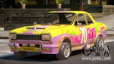 Desert Car from Trackmania PJ5 for GTA 4