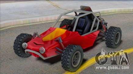 BF Desert Ravanger (PUBG Buggy SA Style) for GTA San Andreas