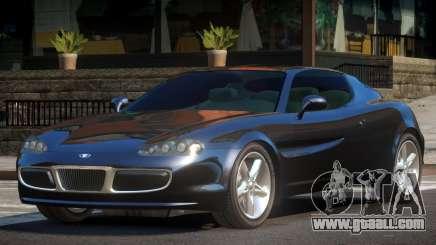 Daewoo Bucrane for GTA 4