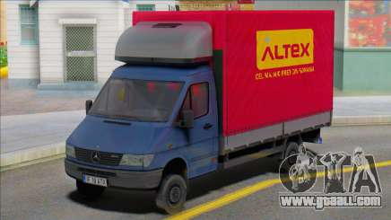 1999 Mercedes Sprinter Altex Romania for GTA San Andreas