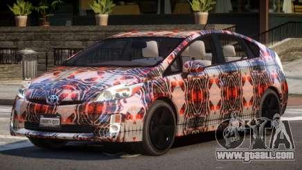 Toyota Prius L3 for GTA 4