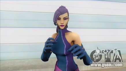 Psylocke for GTA San Andreas