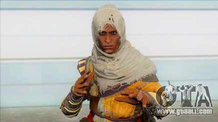Assassins Creed Origins - Bayek for GTA San Andreas