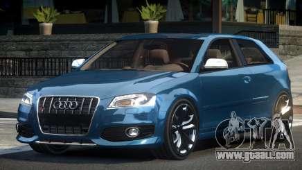 Audi S3 BS for GTA 4