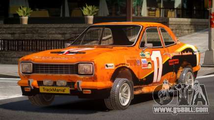 Desert Car from Trackmania PJ2 for GTA 4