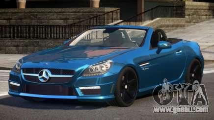 Mercedes Benz SLK55 V1.3 for GTA 4