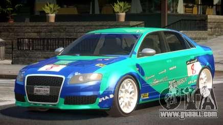 Audi RS4 B7 L6 for GTA 4