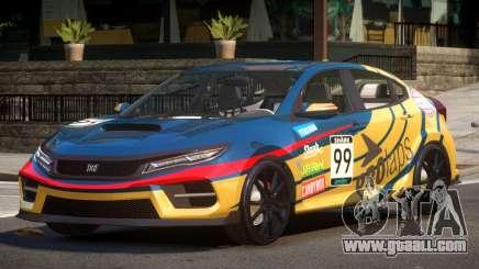 Dinka Sugoi L9 for GTA 4