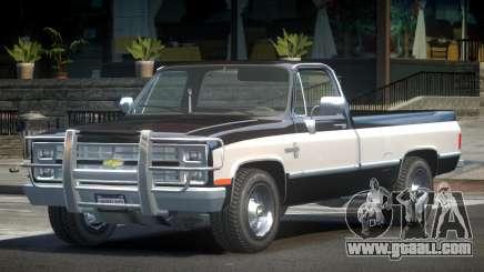Chevrolet Silverado Old for GTA 4